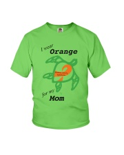 I wear Orange for my Mom b Youth T-Shirt thumbnail