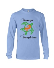 I wear Orange for my Daughter b Long Sleeve Tee thumbnail