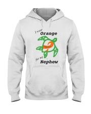 I wear Orange for my Nephew b Hooded Sweatshirt thumbnail