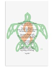PCD Haiku Vertical Poster tile