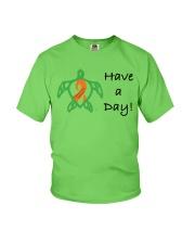 PCD Have a Day b Youth T-Shirt thumbnail