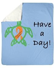 "PCD Have a Day b Sherpa Fleece Blanket - 50"" x 60"" thumbnail"