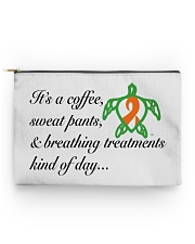 Coffee-Sweatpants-Breathing Treatment kind of Day Accessory Pouch - Standard thumbnail