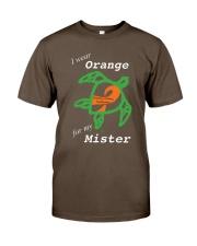 I wear Orange for my Mister Premium Fit Mens Tee thumbnail