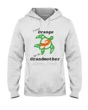 I wear Orange for my Grandmother b Hooded Sweatshirt thumbnail