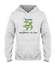I wear Orange for my Daughter-in-law b Hooded Sweatshirt thumbnail