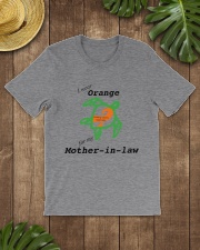 I wear Orange for my Mother-in-law b Classic T-Shirt lifestyle-mens-crewneck-front-18