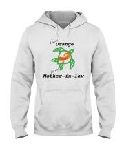 I wear Orange for my Mother-in-law b Hooded Sweatshirt thumbnail