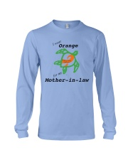 I wear Orange for my Mother-in-law b Long Sleeve Tee thumbnail