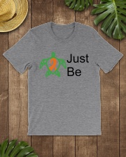 Just Be b Classic T-Shirt lifestyle-mens-crewneck-front-18
