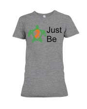 Just Be b Premium Fit Ladies Tee thumbnail