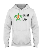 Just Be b Hooded Sweatshirt thumbnail