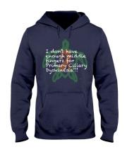 PCD Middle Finger Hooded Sweatshirt thumbnail