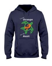 I wear Orange for my Aunt Hooded Sweatshirt thumbnail