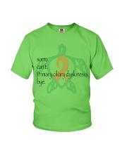 Sorry PCD b Youth T-Shirt thumbnail