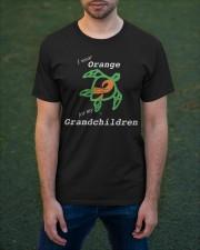 I wear Orange for my Grandchildren Classic T-Shirt apparel-classic-tshirt-lifestyle-front-42