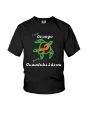 I wear Orange for my Grandchildren Youth T-Shirt thumbnail