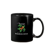 I wear Orange for my Grandchildren Mug thumbnail