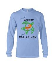 I wear Orange for my Son-in-law b Long Sleeve Tee thumbnail