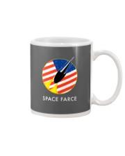 Space Farce Logo Mug tile