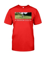 Freedom Solo Classic T-Shirt front