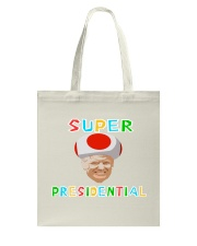 He's Super Presidential Tote Bag thumbnail
