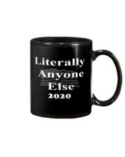 Literally Anyone Else 2020 Mug thumbnail