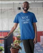 Not Trump 2020 Classic T-Shirt apparel-classic-tshirt-lifestyle-front-34