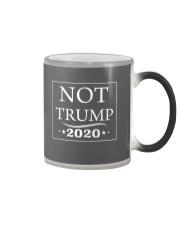 Not Trump 2020 Color Changing Mug thumbnail