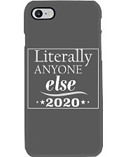 LIterally Anyone Else 2020 Phone Case tile