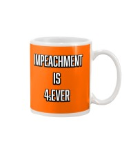Impeachment is Forever Mug front