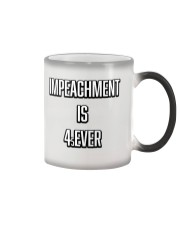 Impeachment is Forever Color Changing Mug thumbnail
