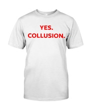 Yes Collusion Classic T-Shirt tile