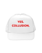 Yes Collusion Trucker Hat thumbnail