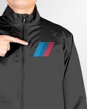 3 Stripes Lightweight Jacket garment-lightweight-jacket-detail-front-logo-01