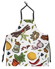 PRETTY DESIGN Apron front