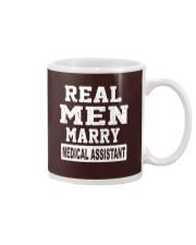 Real Men Marry Medical Assistant Mug thumbnail