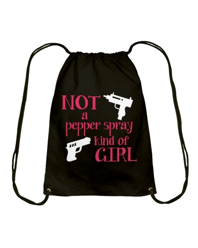 NOT A PEPPER SPRAY KIND OF GIRL BAGS