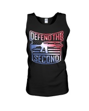 DEFEND THE SECOND TEES Unisex Tank thumbnail