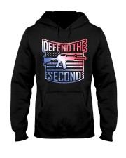 DEFEND THE SECOND TEES Hooded Sweatshirt thumbnail
