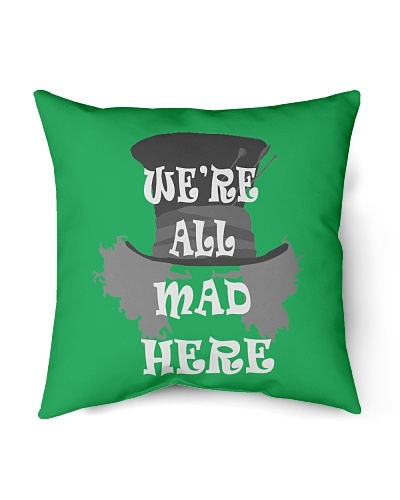 WE'RE ALL MAD HERE ACCESSORIES