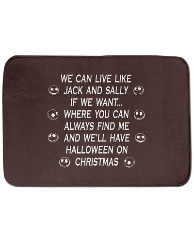 LIVE LIKE JACK AND SALLY