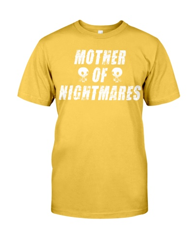 MOTHER OF NIGHTMARES TEES