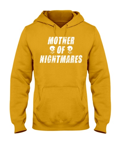 MOTHER OF NIGHTMARES TEES