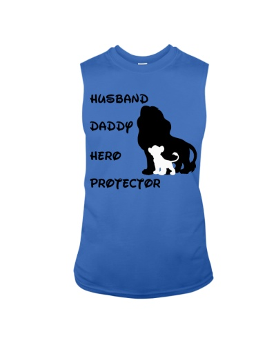 HUSBAND DADDY HERO PROTECTOR HERO