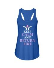 KEEP CALM Ladies Flowy Tank thumbnail