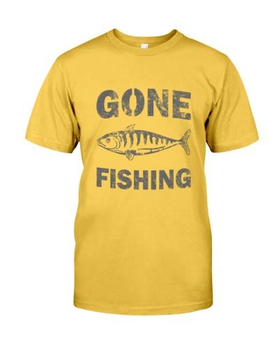 Gone Fishing Design