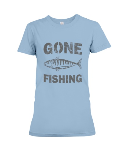 Gone Fishing Design