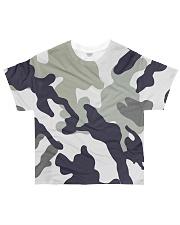 Gone Fishing Design All-over T-Shirt thumbnail