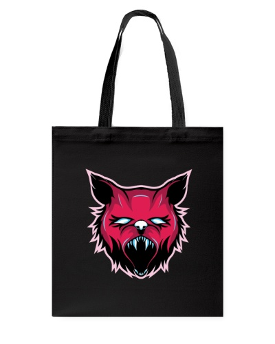wolf red anggry